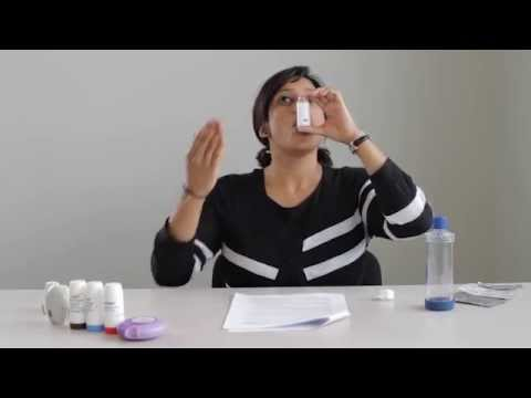 COPD Inhaler Techniques Video English 1 MDI
