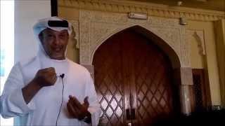 Jalal Luqman Emirati artist about his artistic inspiration