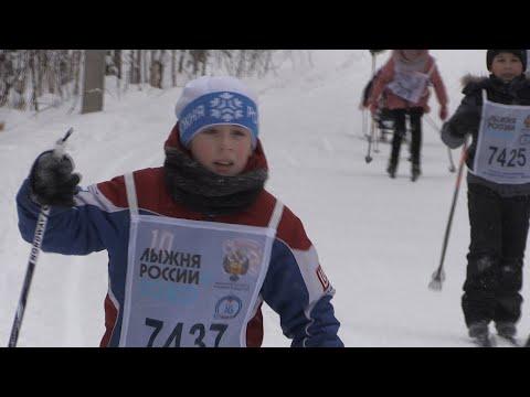 """Лангепас присоединился к Всероссийской лыжной гонке """"Лыжня России - 2020""""."""
