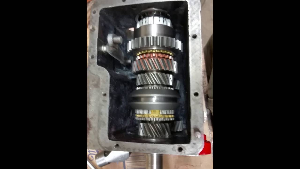 Rebuilt Triumph Spitfire Transmission Noisy When Spinning Youtube