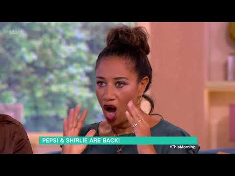 Pepsi & Shirlie Remember George Michael | This Morning