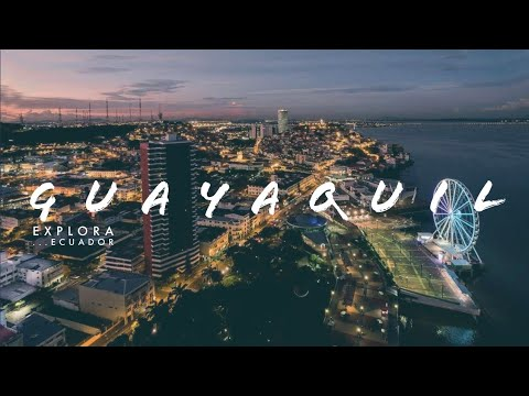 Ecuador Travel Video : Guayaquil