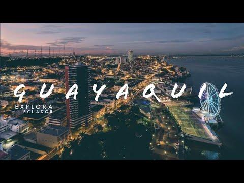 Ecuador Travel Video : Guayaquil