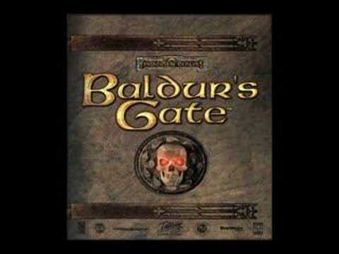 Baldur's Gate Music- Main Theme