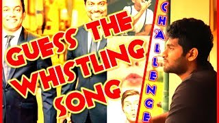 Guess The Whistling Songs Challenge ( අහලා තියනවද බලන්න😚)|By Deshitha - Whistling Tube