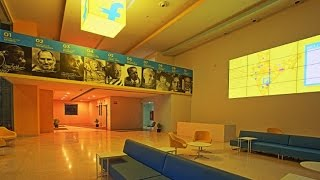 This is how Flipkart's Bangalore Office looks like