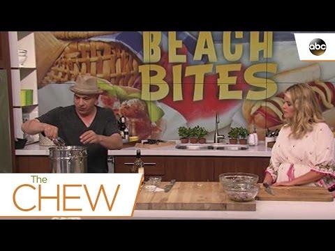 Michael Symon's Clam Bake Recipe - The Chew