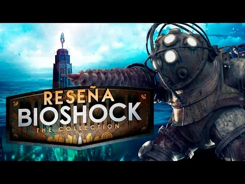 RESEÑA: Bioshock The Collection