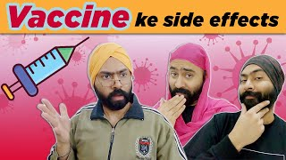 Vaccine ke side effects | Harshdeep Ahuja