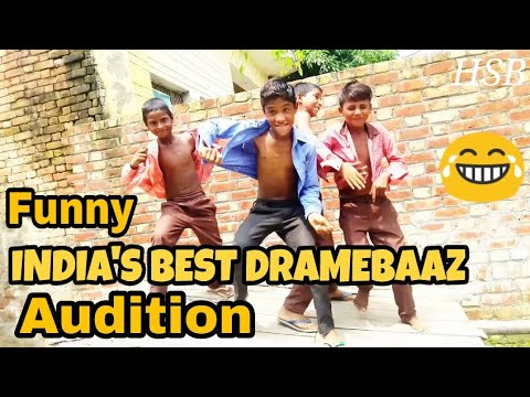India's Best Dramebaaz Funny Dance | 15 August Special | HSB Entertainment Crew