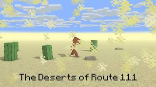 The Deserts of Route 111