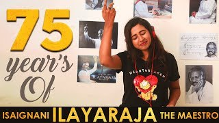 75 Years Of Isaignani Ilaiyaraaja - The Maestro | RJ Anandhi | Parithabangal