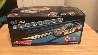 AJ Allmendinger's 2009 Valvoline Dodge Charger 1/24 Diecast Review