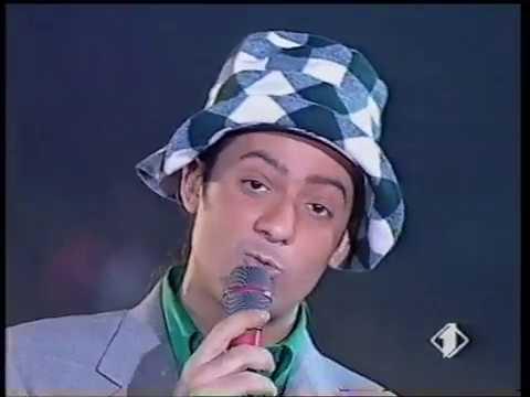 """""""Karaoke"""" di Fiorello, Italia 1 - Recoaro Terme 1994"""