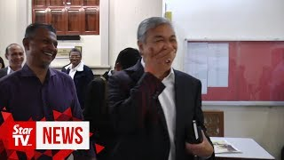 Court dismisses Zahid Hamidi's application claiming charges against him are framed