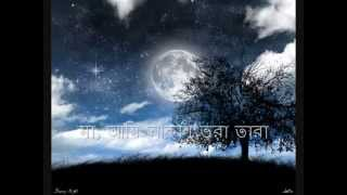 Bangla Kobita Abriti Ma o Meyeti Joy Goshwami