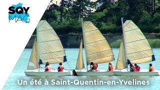 SQY Mag : un été à Saint-Quentin-en-Yvelines