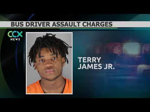 Brooklyn Center Bus Driver Assaulted