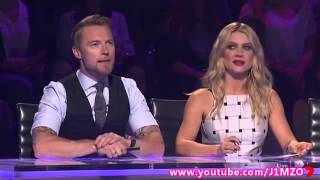 Reigan Derry - Week 7 - Live Show 7 - The X Factor Australia 2014 Top 7