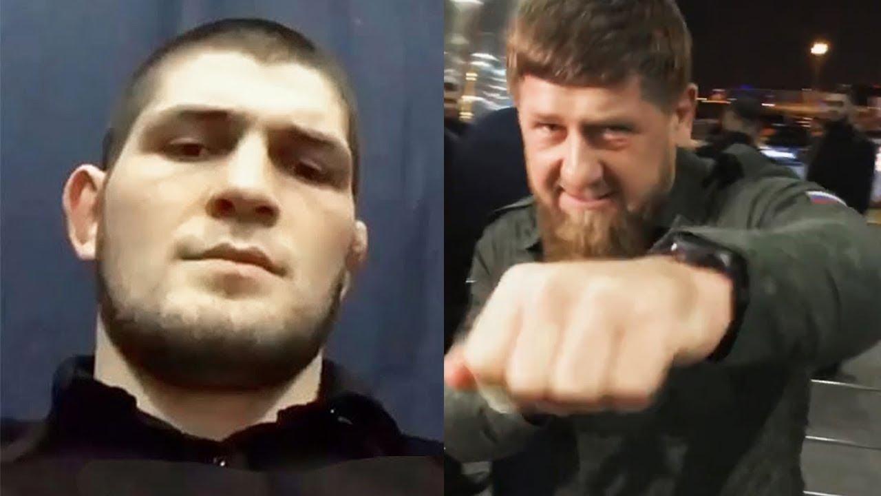 Реакция Рамзана Кадырова на конфликт Тимати и Хабиба Нурмагомедова