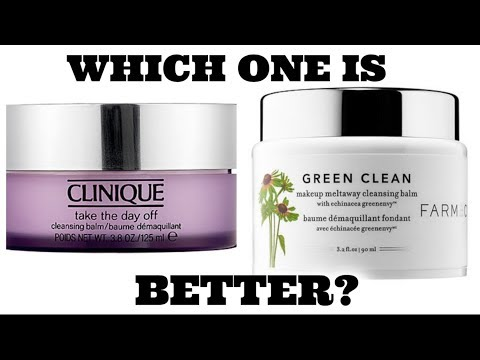 FARMACY CLEANSING BALM REVIEW | BETTER THAN CLINIQUE?