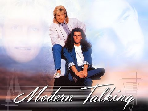 THE BEST MIX - MODERN TALKING - HITS - MUSICA DISCO LO MEJOR DE LOS 80 SPACE MIX