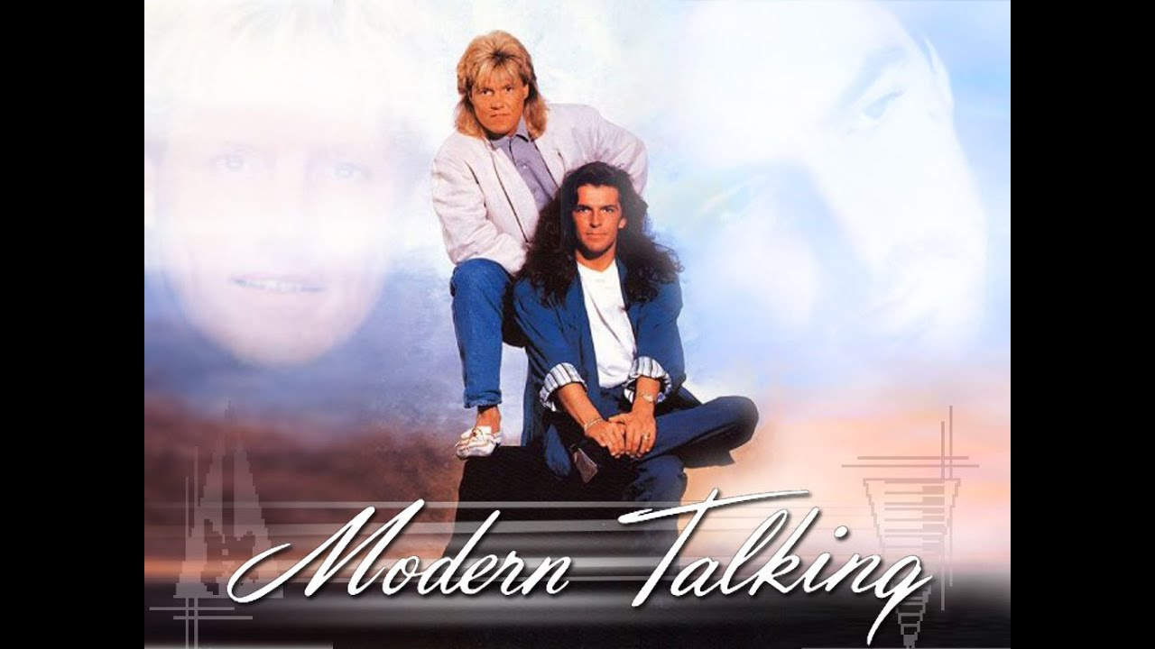 the best mix modern talking hits musica disco lo. Black Bedroom Furniture Sets. Home Design Ideas