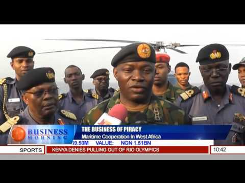 Business Morning: Challenges In Nigeria's Gulf Of Guinea 10/02/16
