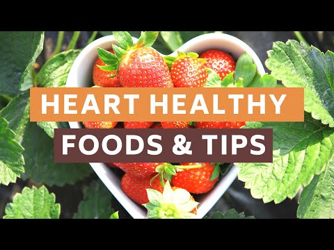 Top Foods for Heart Health