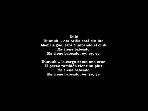 #ModoDiablo-UH (Neo Pistéa, Duki, YSY A)(Letra Original)