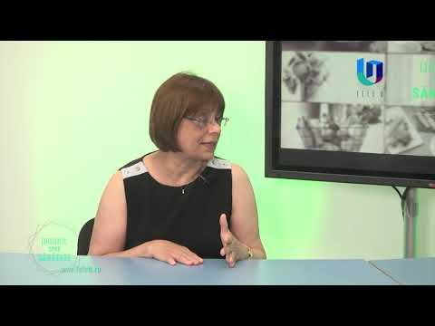TeleU: Dr. Carmen Panaitescu-Bunu la