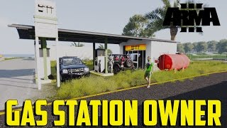 ARMA 3 Project Life - Gas Station Owner