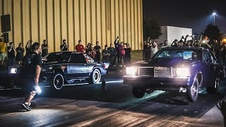 Street Racing: Small Tire Throwdown