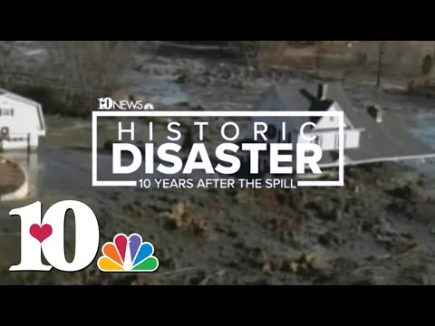 Historic Disaster: 10 Years After The Kingston Coal Ash Spill
