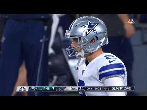 Brett Maher 63 Yard Field Goal   Eagles Vs. Cowboys   NFL