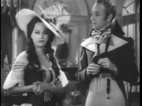 The Scarlet Pimpernel trailer 1934