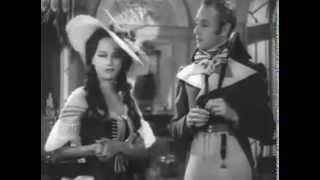 The Scarlet Pimpernel trailer 1934
