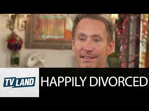 Fran Drescher's Ex-Husband Directs Her on Happily Divorced | TV Land