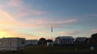 St Agnes Beacon Caravan Club Site Review