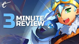 Nexomon: Extinction | Review in 3 Minutes (Video Game Video Review)