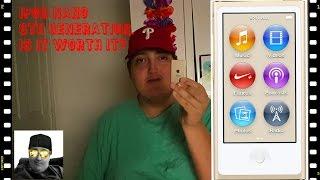 iPod Nano 8th Generation, Is It Worth It? (Feat. N.C.PJ)