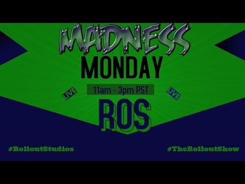Roll Out  Monday Madness 91117 w Comedian Speedy, Nikkipam, Tangie Ambrose, Dj Ron C, & Sky