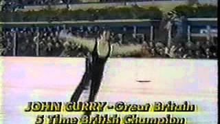 John Curry - 1976 Olympics - Free Skate