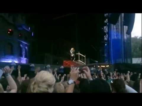 Lady Gaga Live in Tallinn