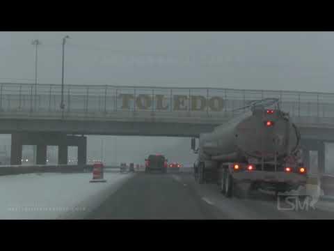 11-11-2019 Toledo,OH-Snow Storm Toledo Metro
