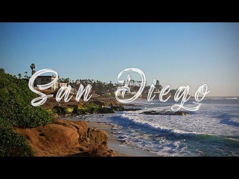 San Diego   America's Finest City I 4K