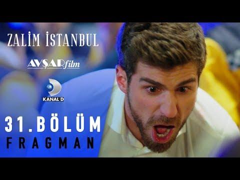 Zalim İstanbul Dizisi 31. Bölüm Fragman - Ceren'in Karnındaki Bebek Bendendi