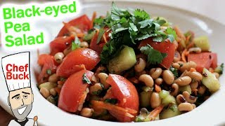Try this easy black-eyed pea recipe and you'll love it. blackeyed peas aren't just a healthy bean to celebrate the new year they are great ingredient in a...