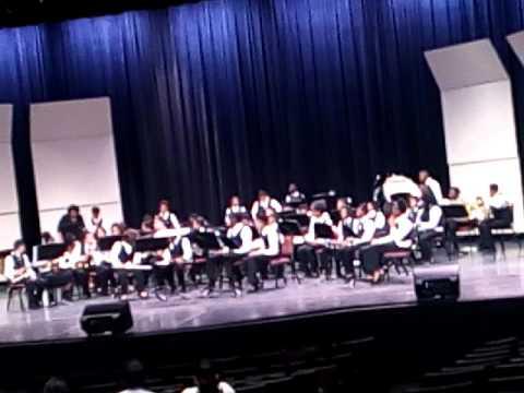Adamson Middle School lgpe performance