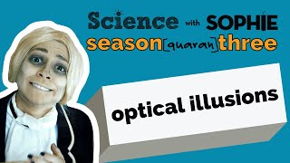 OPTICAL ILLUSIONS | Afterimage science + ghosts | Season QuaranTHREE